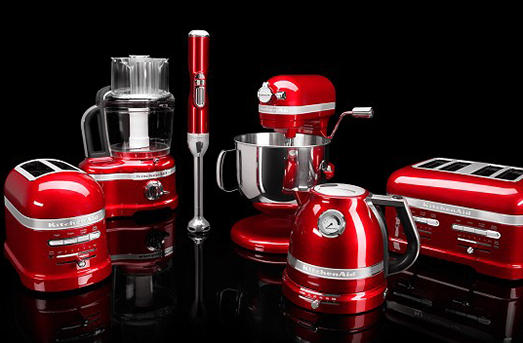 Robot da cucina KitchenAid, rivoluzione a colori - Secondo Protocollo