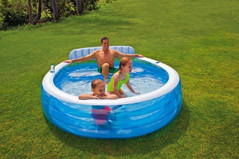 Come scegliere le piscine da giardino secondo protocollo